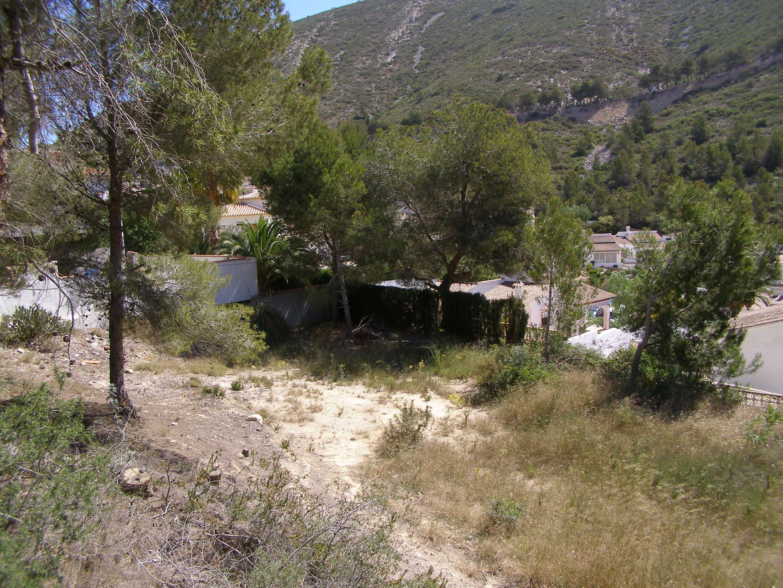 Parcela en venta en Valle del Portet, Benitachell