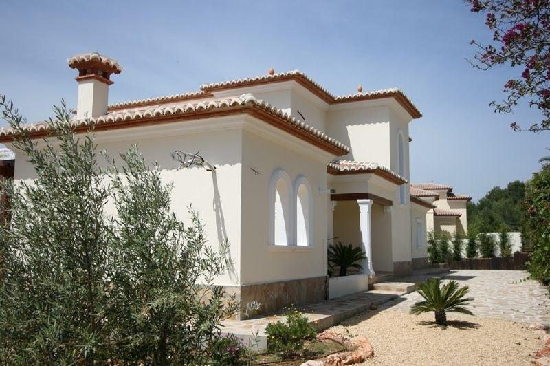 Villa exclusiva en venta en Javea
