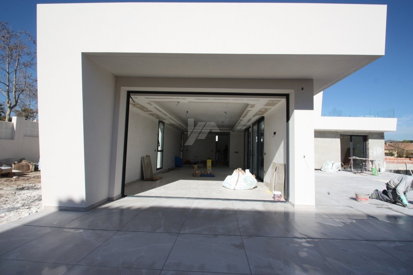 Chalet de nueva construcción en venta en Calpe, Costa Blanca.