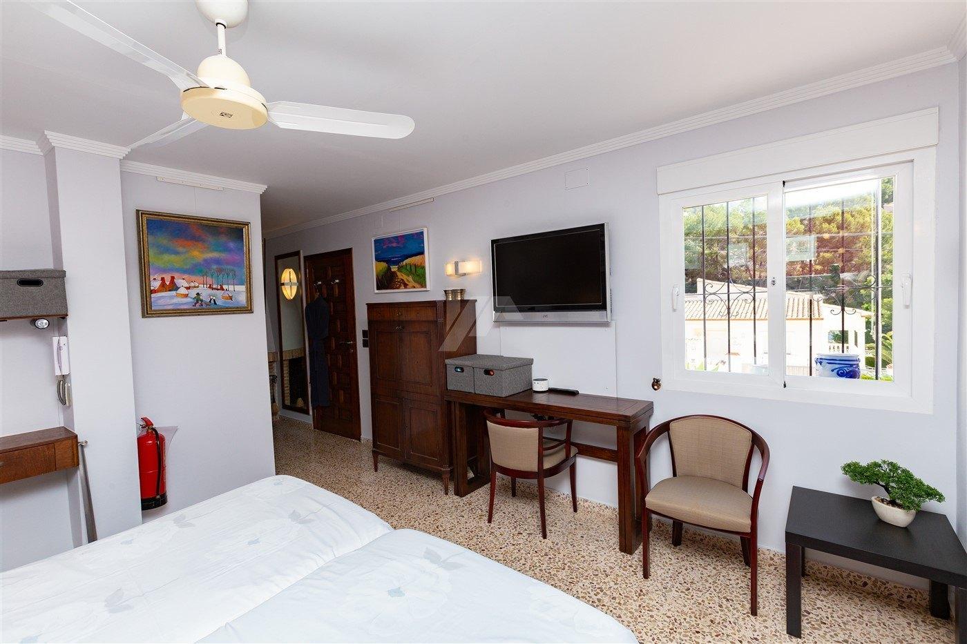 Villa en venta en Benissa, Costa Blanca.
