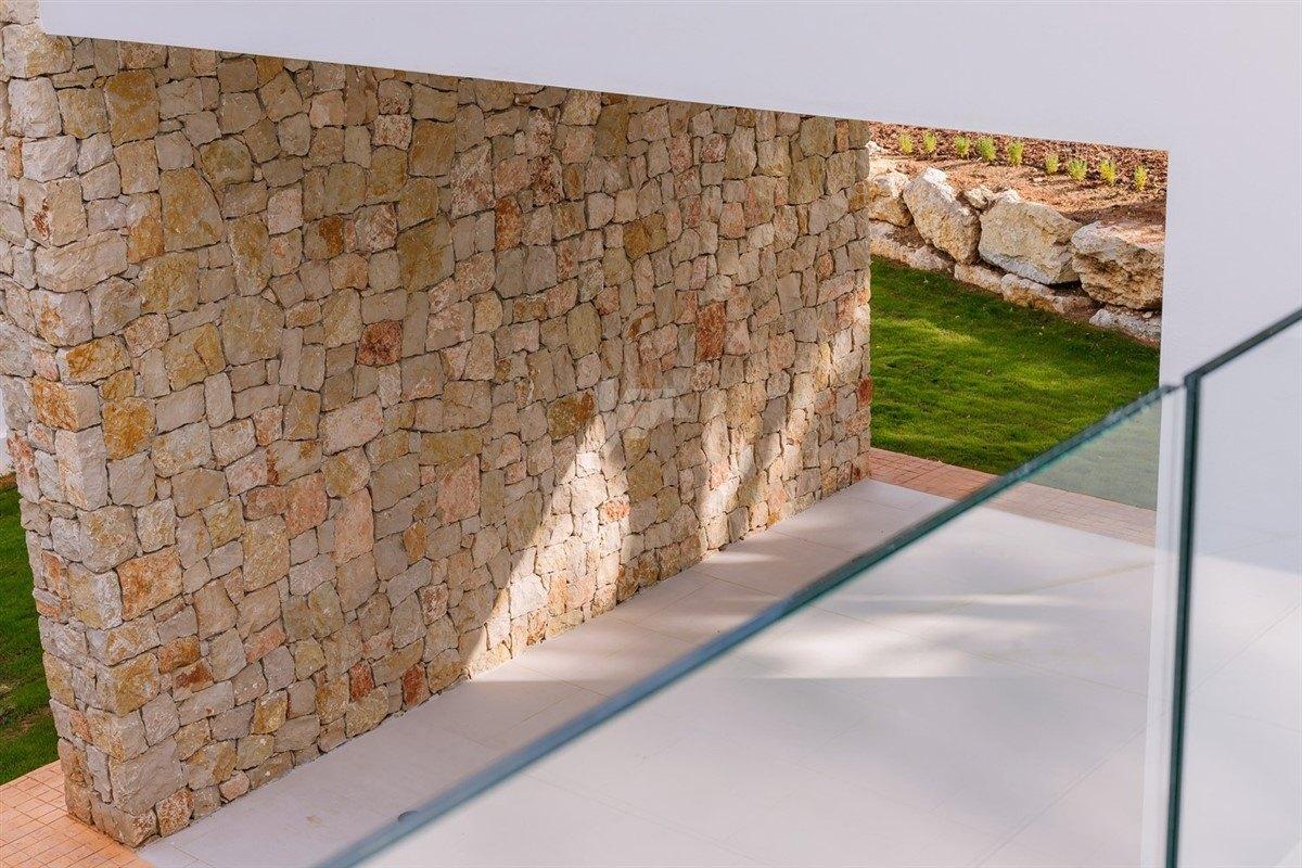 Villa de lujo de obra nueva en venta en Moraira, Costa Blanca.