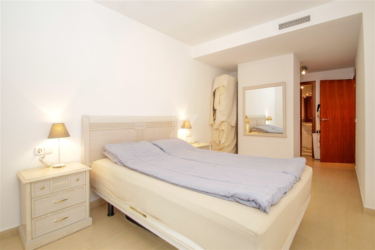 Inmaculado apartamento en venta en Moraira, Costa Blanca.